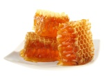 Honeycomb slice